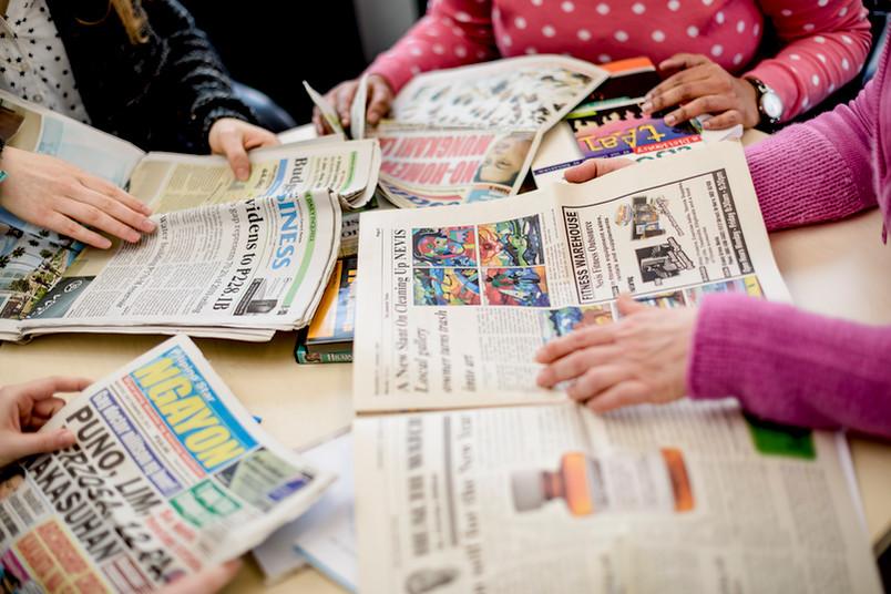 . English connects the world   Newsportal   Ruhr Universit t Bochum