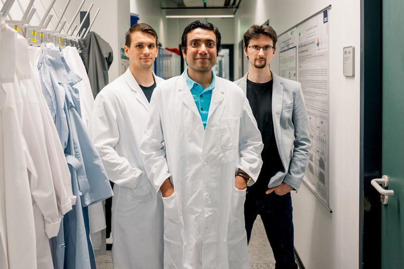 Doktoranden