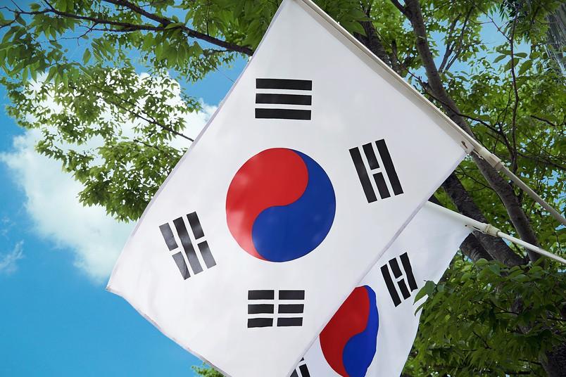 Koreaflaggen