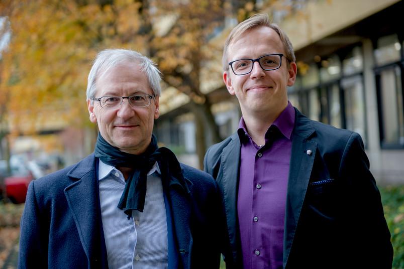 Constantin Goschler und Marcus Böick