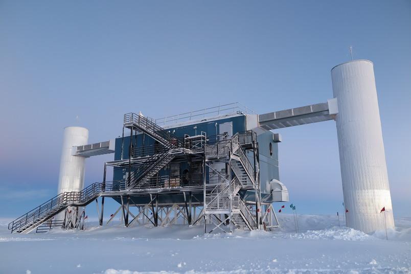 IceCube-Labor am Südpol