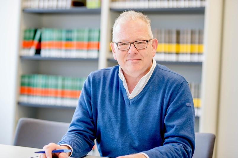 Porträtfoto von Johann-Christian Pielow, Wirtschaftsrechtler an der Ruhr-Universität Bochum