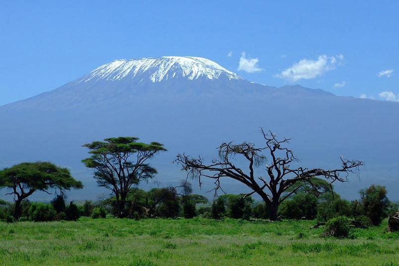 <div> Ein Bild von einem Berg – der Kilimandscharo: Weitere Bilder gibt es beim Vortrag im Blue Square zu sehen.</div>