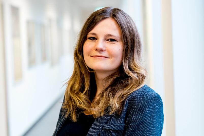 <div> Julia Baumann und das Team der Talentscouts bauen die Stipendienberatung an der RUB aus.</div>