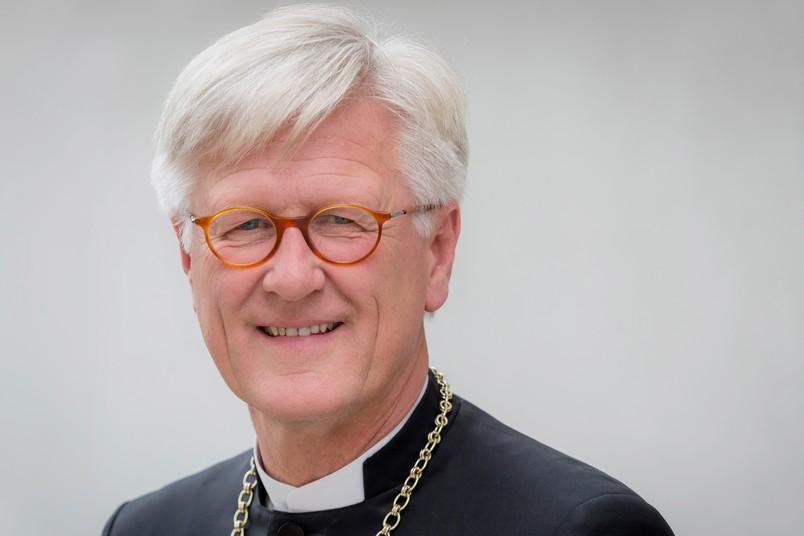 Porträtfoto von Heinrich Bedford-Strohm, Ratsvorsitzender der Evangelischen Kirche Deutschlands