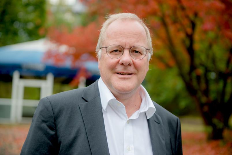 Porträtfoto von Georg Essen
