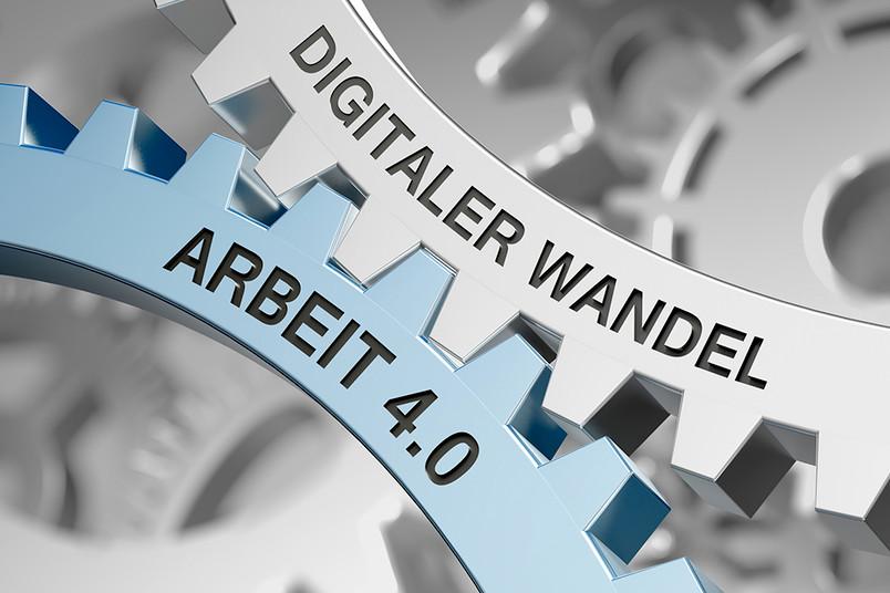 <div> Die Arbeit wird immer digitaler – wer wird davon profitieren?</div>