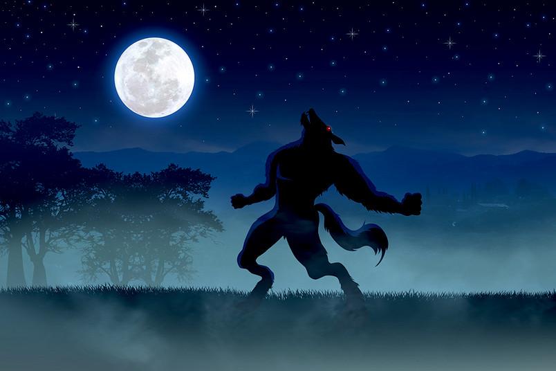<div> Halb Mensch, halb Tier, mit Schlafstörungen: Der Werwolf ließ Michael Jackson keine Ruhe.</div>