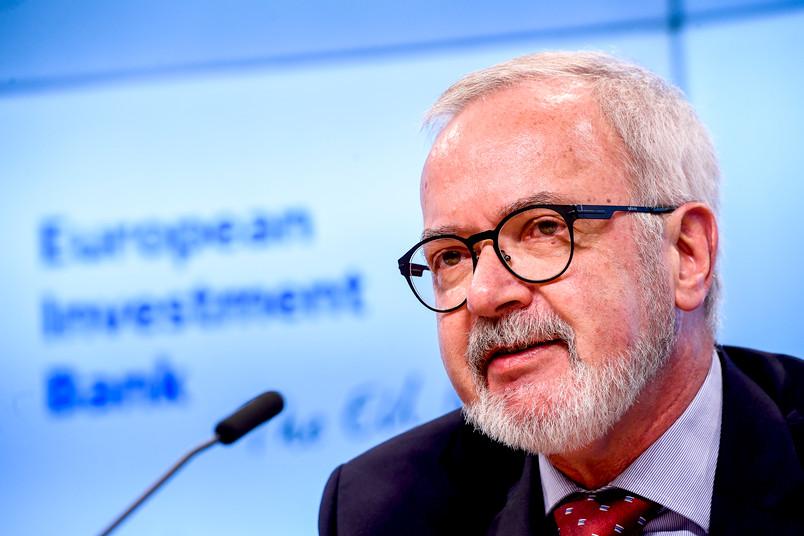 Werner Hoyer, Präsident der Europäischen Investitionsbank
