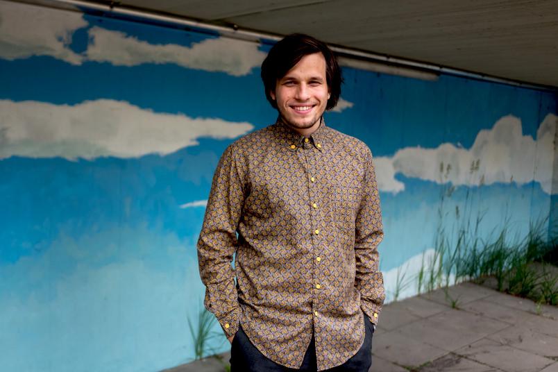 <div> Pedro Goncalves Crescenti hat neben seinem Bachelor-Studium ein Musikalbum produziert.</div>
