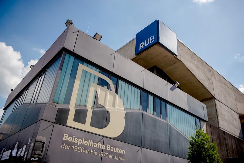 Label Big Beautiful Buildings am Musischen Zentrum der RUB
