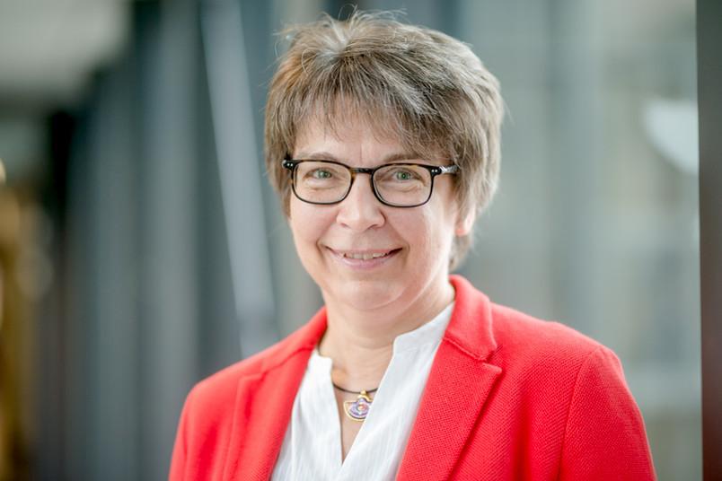 Porträtfoto von Prof. Dr. Uta Hohn, Prorektorin für Planung und Struktur der RUB
