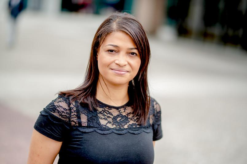 <div> Sarah Veith studiert an der RUB Deutsch und Englisch auf Lehramt.</div>