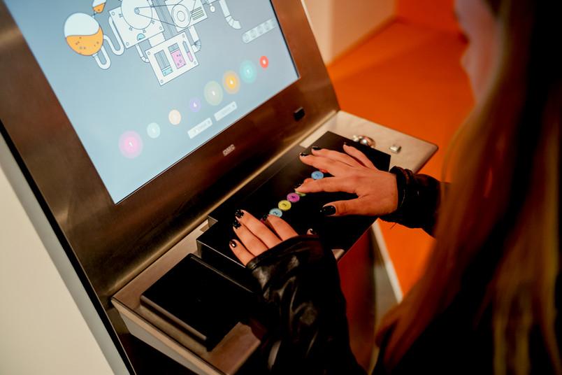 Virtuelle Bonbonfabrik