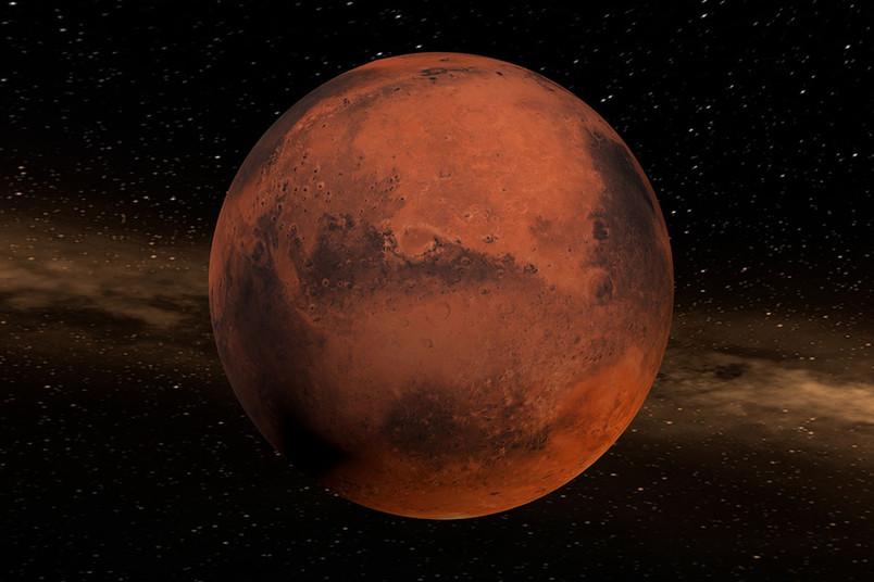 <div> Der Planet Mars birgt immer noch zahlreiche Mysterien.</div>