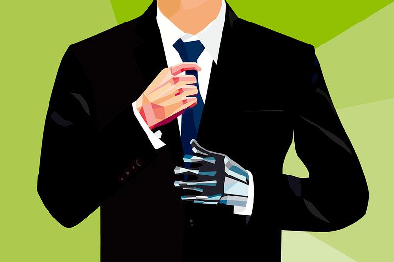 Mensch oder Roboter