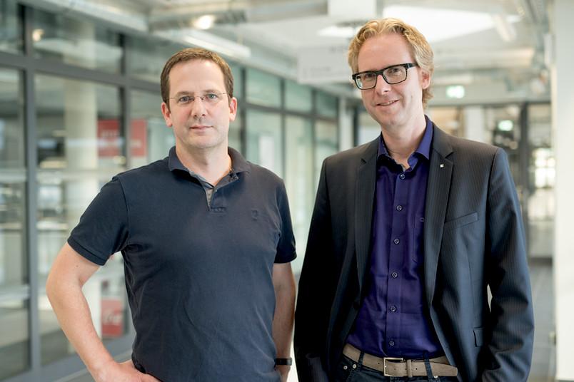 Nikolai Axmacher und Oliver Wolf