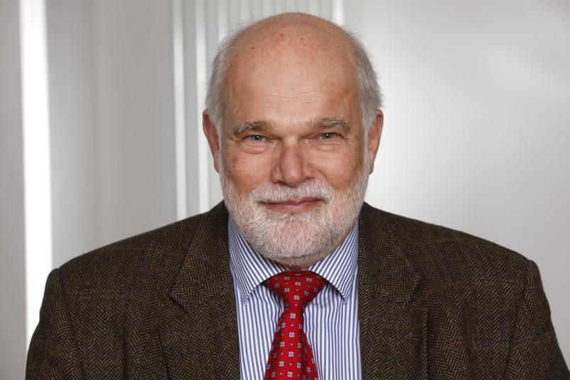 Medizin: Porträt eines etwa 55-jährigen Mannes