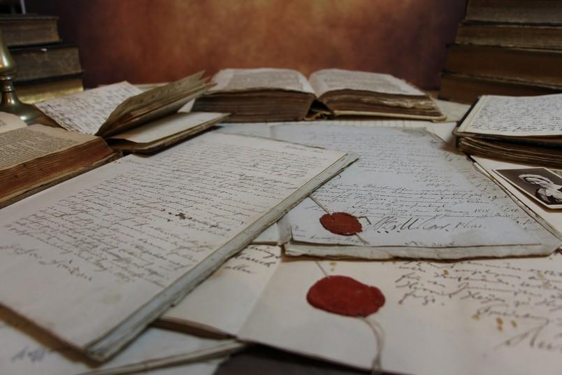 Historische Urkunden