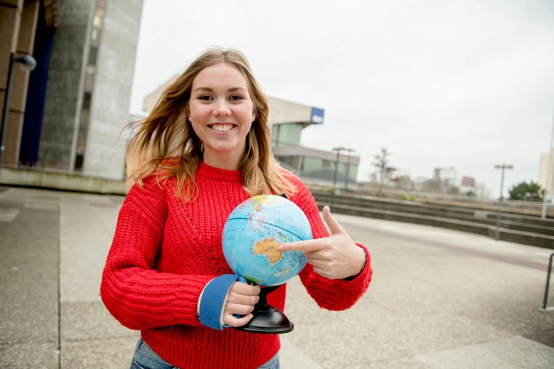 <div> Meike Holtkamp hat die Zeit vor ihrem Auslandssemester genutzt, um ein Praktikum in Brasilien zu machen.</div>