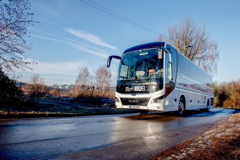 <div> Insgesamt verfügt die RUB über acht Busse.</div>