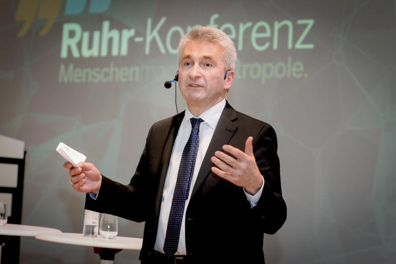 NRW-Wirtschaftsminister Andreas Pinkwart