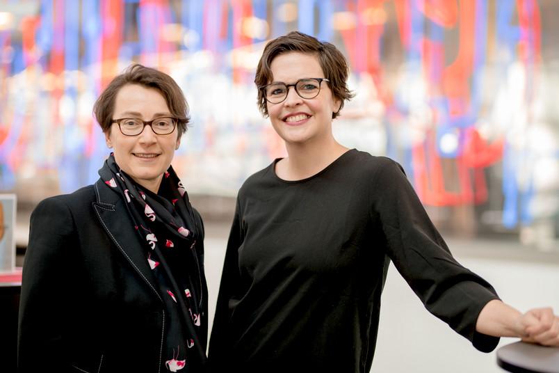 Beate von Miquel (links) ist die Geschäftsführerin, Katja Sabisch leitet das neue Zentrum.