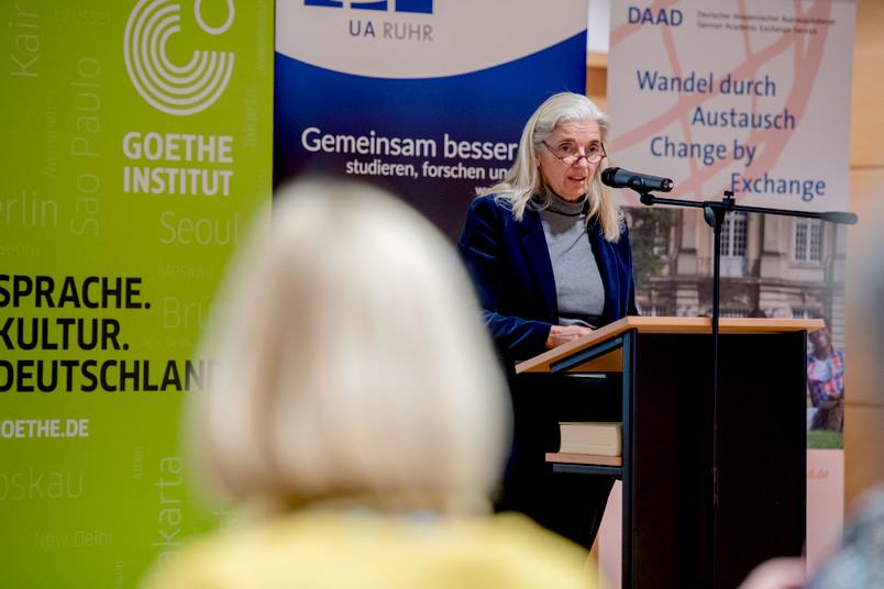 NRW-Wissenschaftsministerin Isabel Pfeiffer-Poensgen