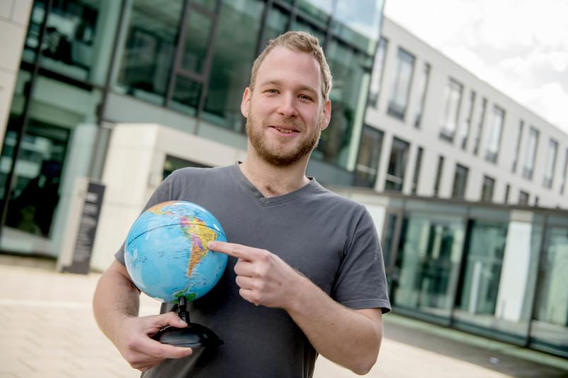 <div> Sven Maihöfer ist heute Doktorand an derFakultät für Maschinenbau.</div>