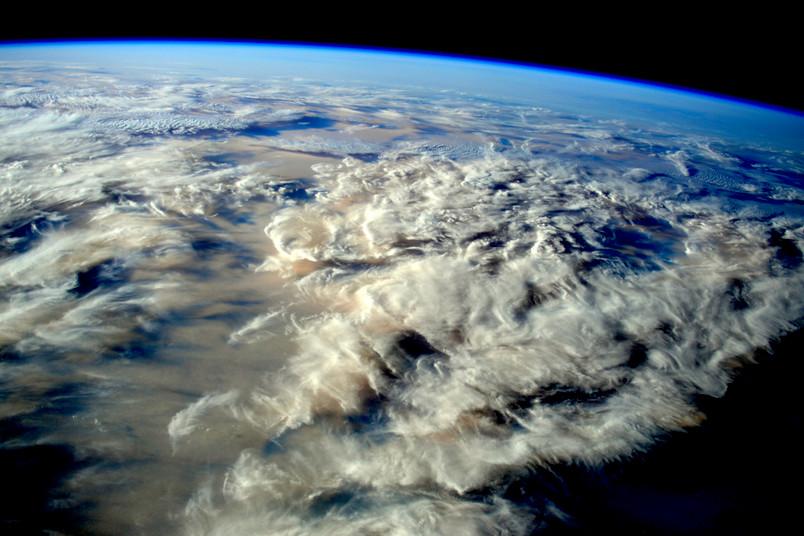 Satellitenbild Erde