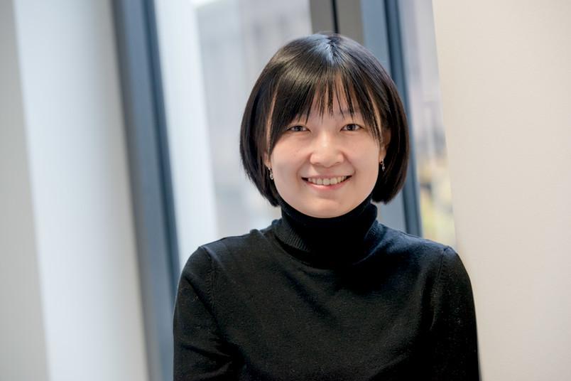 Porträt von Tong Li