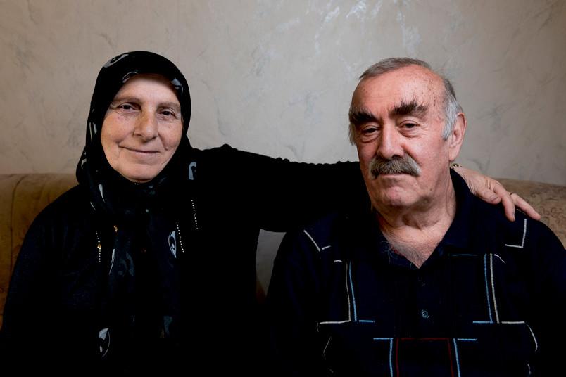 Türkisches Ehepaar