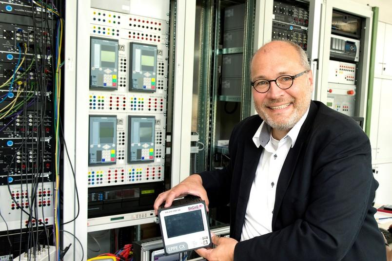 Christian Rehtanz von der TU Dortmund ist Sprecher des neuen Kompetenzfelds.