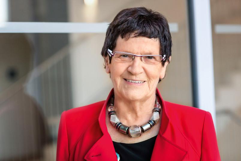 Porträt Rita Süßmuth