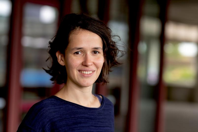 <div> Maike Metz-Peeters koordiniert den neuen Studiengang an der RUB.</div>
