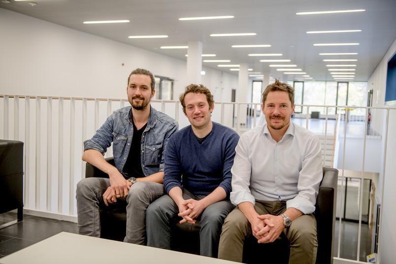 Das Forscherteam