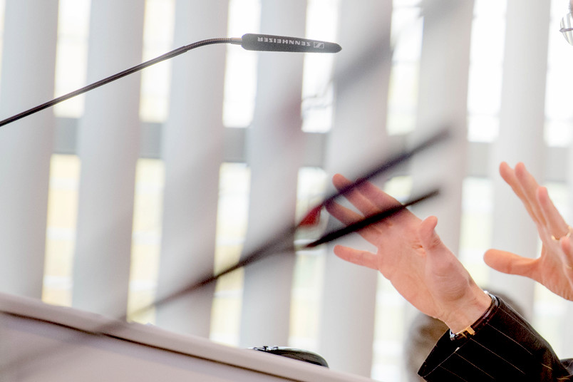 """<div> Vorträge, Expertendialoge, Workshops: Auf die Teilnehmenden des Zertifikatsprogramms warten spannende Angebote zu Themen aus den Bereichen """"Wissenstransfer"""" und """"Politikberatung"""".</div>"""