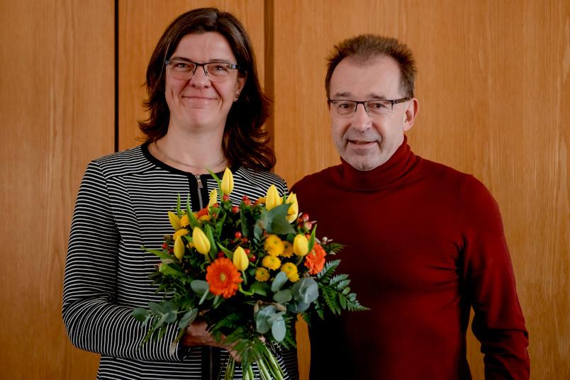 Chancengleichheit: Nach der Wahl der Gleichstellungsbeauftragten der RUB