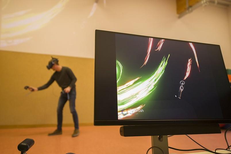 Projekt Virtuelle Realität