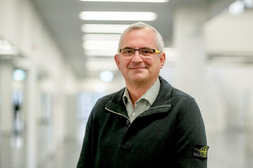 Porträt von Thomas Bauer, Ökonom an der RUB