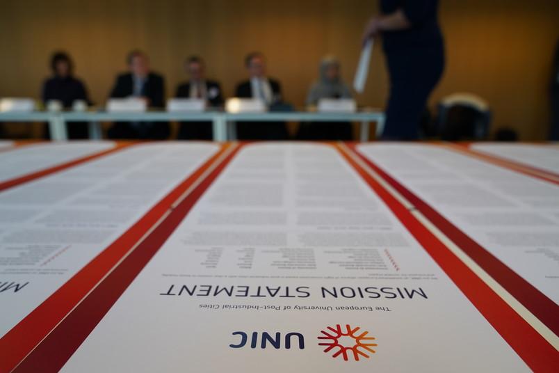 Mission Statement: Acht europäische Universitäten treten gemeinsam im Wettbewerb der EU an.