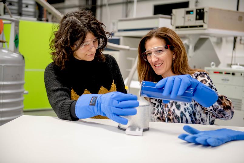 Forscherinnen von Resolv