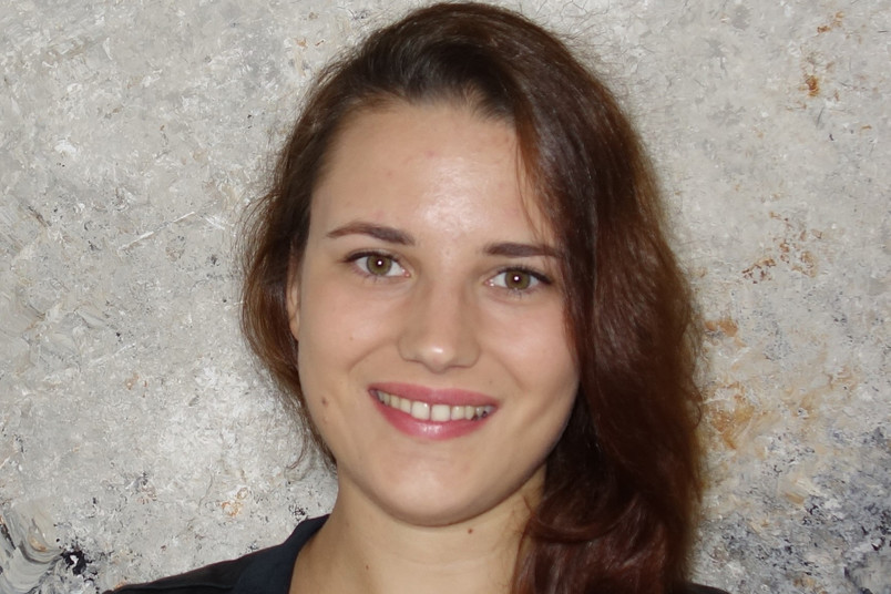 Studentin Franziska Günther