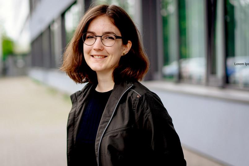 Studentin Kate Konkol