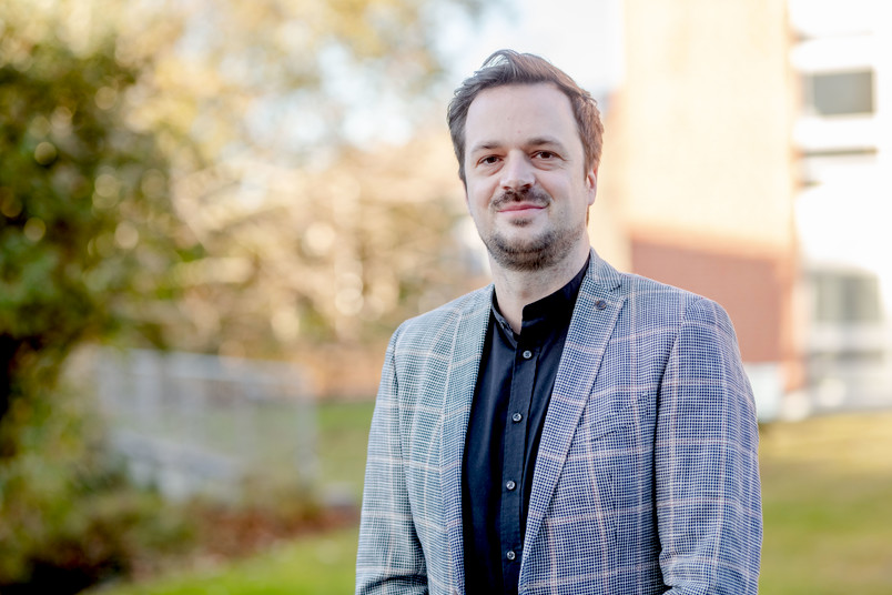 Martin Wichmann, Leiter des Bereichs Deutsch als Fremdsprache