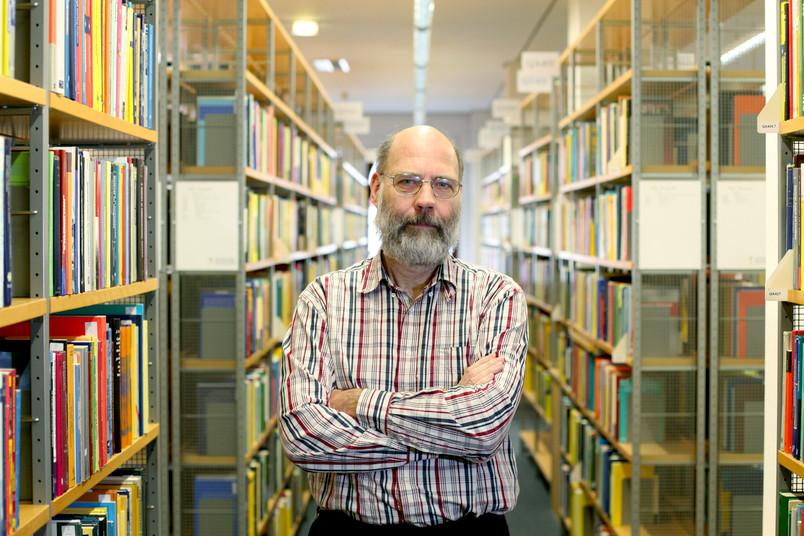 Porträt Wolfgang Hackbusch