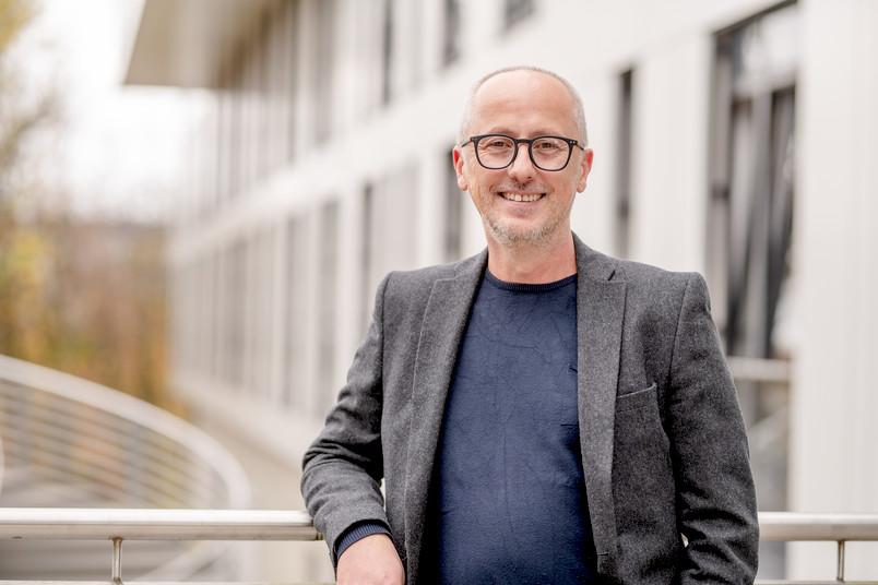 Der Forscher Thomas Mussenbrock