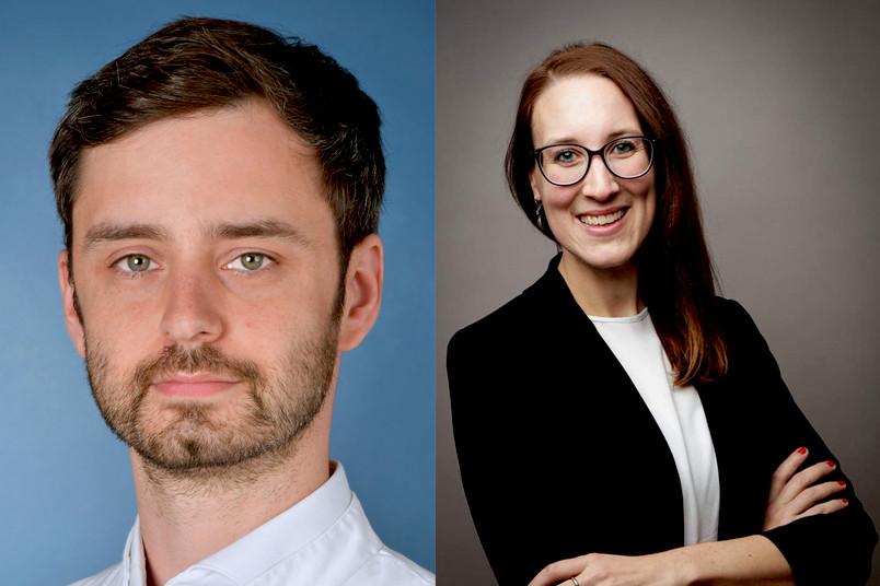 Lina Herz und Stoyan Popkirov