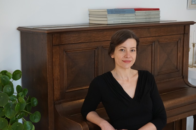 Psychologin Marcella Woud