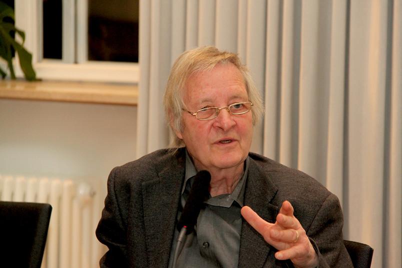 Der Philosoph Bernhard Waldenfels